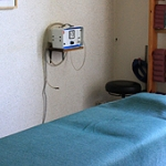 Praxis für Physiotherapie | Behandlung-Kabine 04